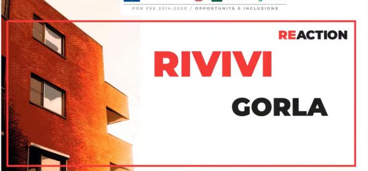 REACTION: Presentazione del progetto RIVIVI|Gorla